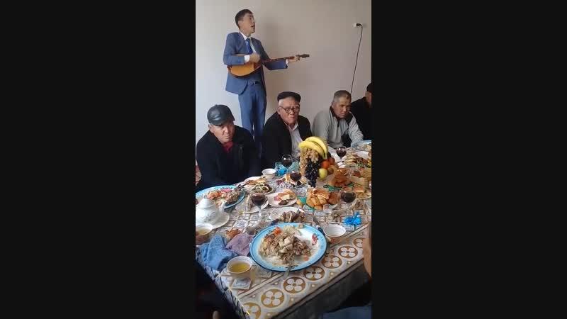 Асаба Марат Усенов 2018 Ж