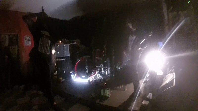 Vólan Совесть Live in Montreuil France 03 04 2018