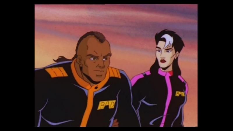 Космические агенты / Bureau of Alien Detectors - Космические агенты / Bureau of Alien Detectors - 12 серия. И вот пошёл дождь