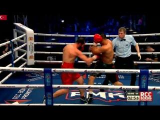 Тимур Пашалиев ( Extra Round 7 , RCC Boxing)