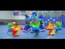 Студия арабского танца Джамиля (младший состав) г. Шадринск, центр Пифагор . Танец Морская фантазия