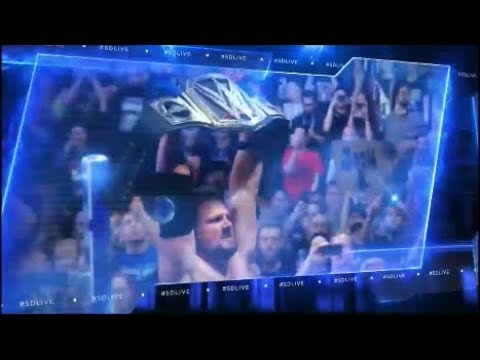 WWE SmackDown Live New Updated Intro 12/5/2017 - 5th December 2017