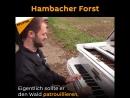 Hambacher Forst gerettet