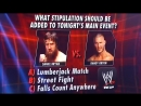 Daniel Bryan vs Randy Orton