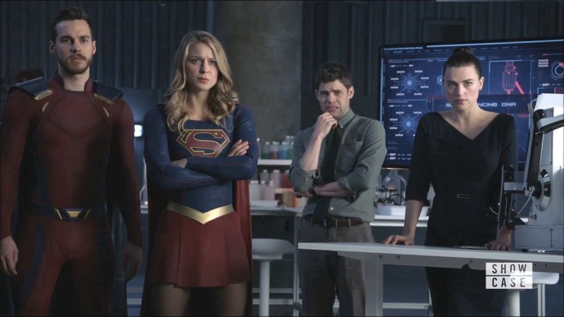 [3x19] Supergirl - Lena Luthor scenes pt 1