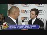 Robert Pattinson and Claire Denis talk to Alfonso Diaz at the High Life Premiere Spanish Dubbed