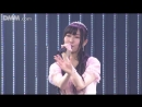 NMB48 2nd Generation - Sakura no Hanabiratachi @ 180410 NMB48 Stage BII4 Renai Kinshi Jourei