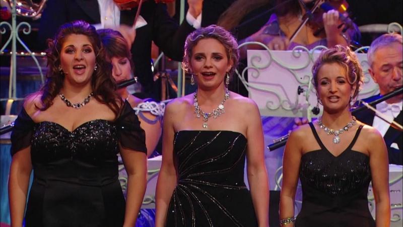 Hallelujah Chorus from Handel's Messiah Andre Rieu Radio City Music Hall New York