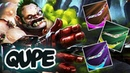 Qupe Nr. 1 PUDGE SPAMMER in Pubs - EPIC Gameplay, EPIC Hooks - RAMPAGE Dota 2