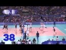 FIVB - World League- Longest Rally of Week 2