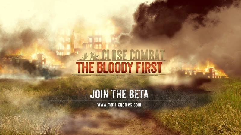 Бета-тест Close Combat: The Bloody First