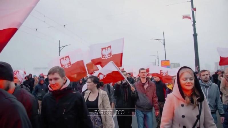 Marsz Niepodległości 2016 - 2018 Zaproszenie IDE11