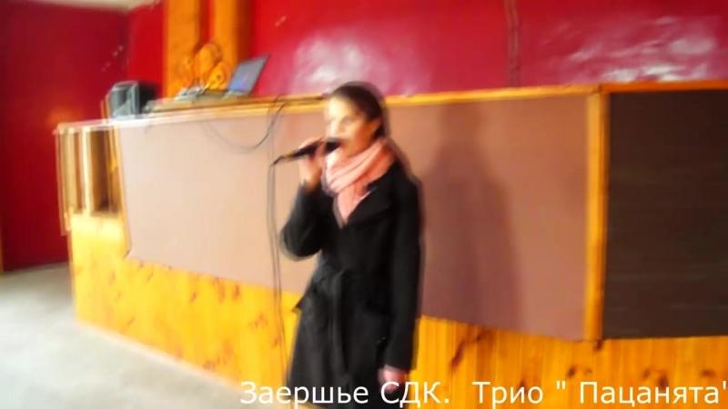 Я от тебя в дали . Поёт - Оля Гвоздовская 14 лет . С. Джани.mp4