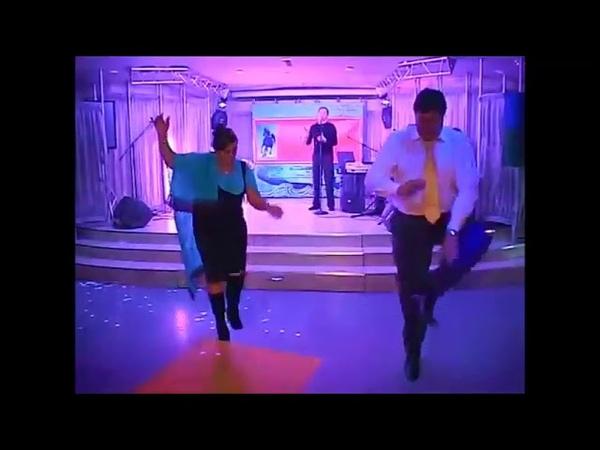 Gypsy dance--Старая Гвардия на круг! (Москва)