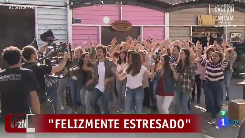 Eurovisión 2019 - Making of La venda music video