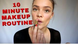 My Everyday Makeup Look | Nina Agdal