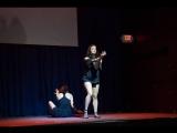 Shanaya Abigail Ultimate Dance Performance at UK