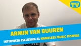 Armin Van Buuren - Intervista esclusiva al Nameless Music Festival