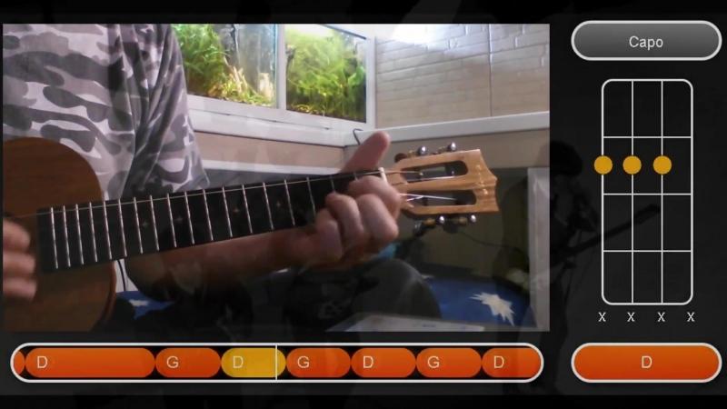The Beatles - I Should Have Known Better (ukulele hords)