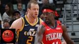 Utah Jazz vs New Orleans Pelicans Full Game Highlights March 6, 2018-19 NBA Season