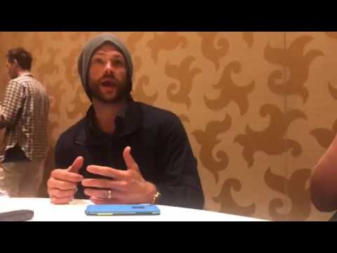 Jared Padalecki SDCC Interview Sam will be a level headed leader in Supernatural season 14