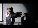 Свободный микрофон / Эдуард Асадов – Я могу тебя очень ждать читает Владимир Агабекян, муз С. Достовалов / РИФМА без границ