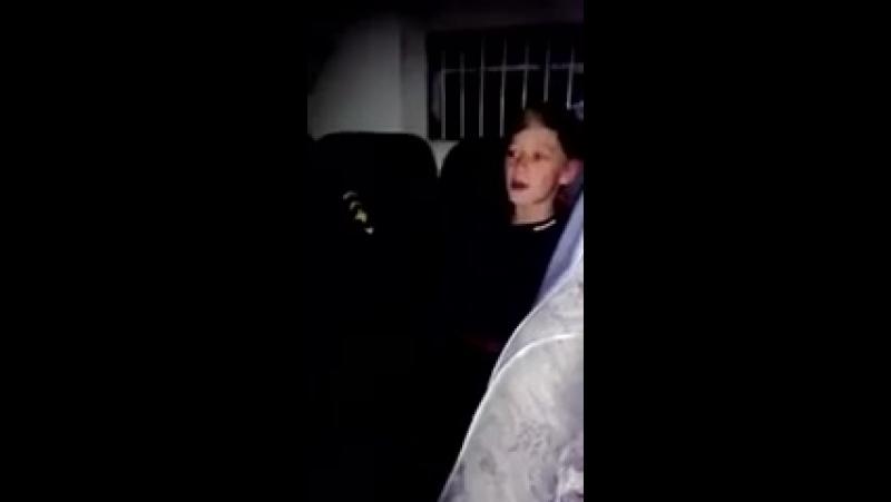 криминальное детство Бланта