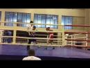 Чемпионат Самарской области 2017 1 Бой 3 раунд