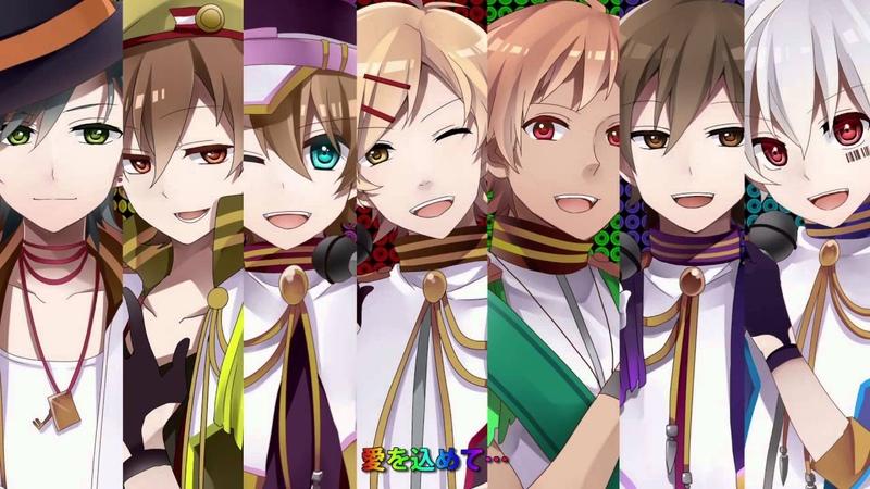 Uta No Prince Sama Maji Love 2000 Nico Nico Version
