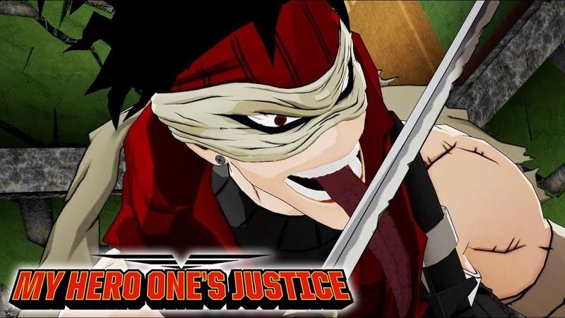 УБИЙЦА ГЕРОЕВ - My Hero: One's Justice 2 - Прохождение PS4 (Моя геройская академия)