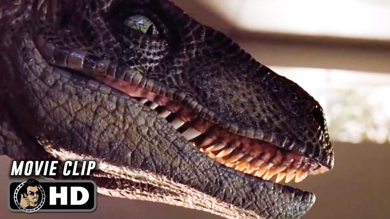 JURASSIC PARK Clip - Raptors in the Kitchen (1993) Steven Spielberg