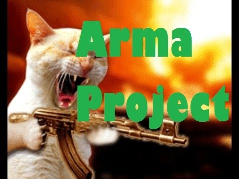 Интро для проекта Arma Project