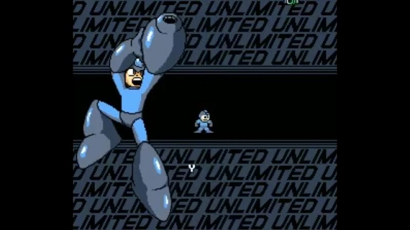 Brickman - Mega Man Unlimited (PC) Master run