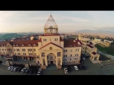 Степанакерт - столица и крупнейший город Республики Арцах. Stepanakert is the capital and the largest city of the Republic of