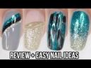 Peel off Nail polish Easy Nail Art Ideas!