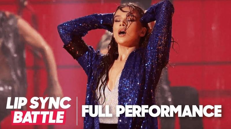 "Hailee Steinfelds ""The Way You Make Me Feel"" | Lip Sync Battle Live A Michael Jackson Celebration"