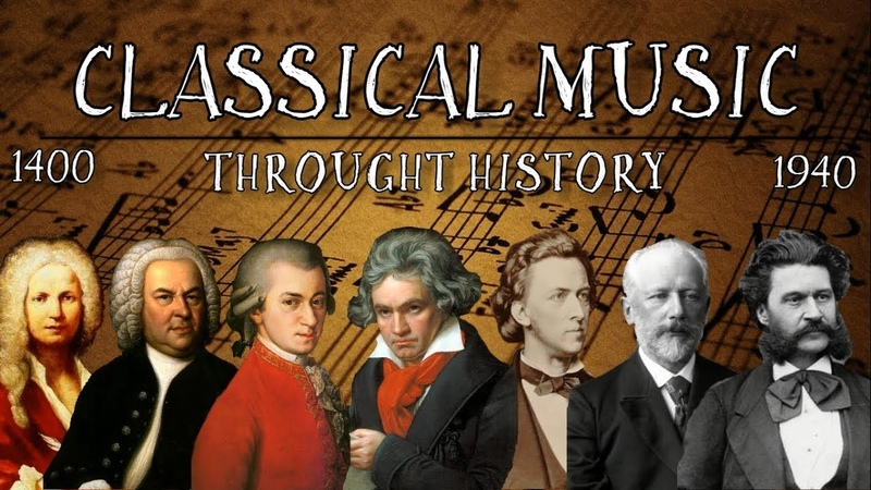 Classical Music Throught History 1400 1940