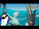 [Мануэль] НАШЕЛ КРАСАВИЦУ РУСАЛКУ. SEA OF THIEVES.