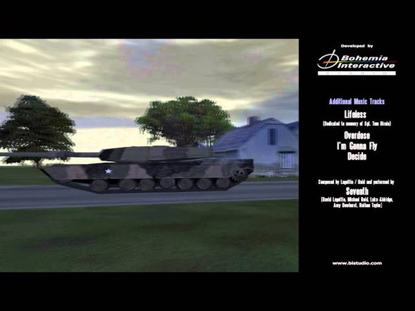 Operation Flashpoint - Cold War Crisis Credits (ARMA: Cold War Assault)