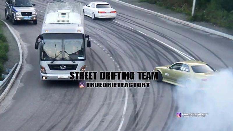 TDF2019: Разбили чайзер100 и лупим дальше Streetdrift Drift crash 1jz s15 BNR32 rb26 c33 jzx90