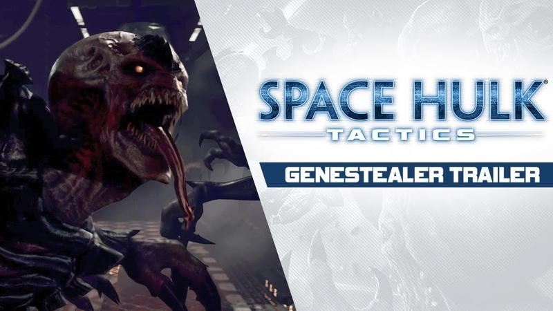 Space Hulk: Tactics - Genestealer Trailer