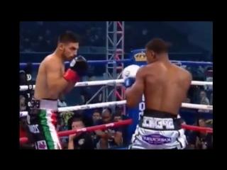 Errol Spence vs Carlos Ocampo