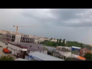 Буря в Каменске-Шахтинском