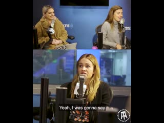 Is Scott Eastwood difficult to work with Britt Robertson discusses her experience with the dumb but also sweet actor. - - New ep
