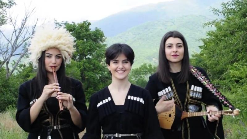 Трио Ламдили-მთაში სალამურს ვაკვნესებ 3