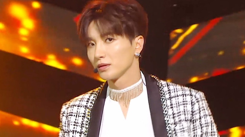 Super Junior - One More Time (Otra Vez) [SBS Inkigayo Ep 978]