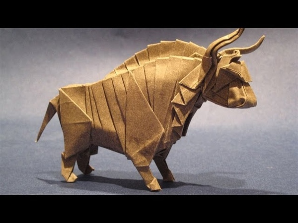 Special origami gifts from Joseph Wu