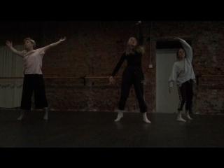 FINK - fall into the light   choreo by Olga Dobronravova