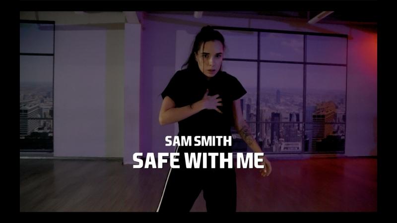 SAFE WITH ME    choreography by MARTYNOV Sergey    Sam Smith