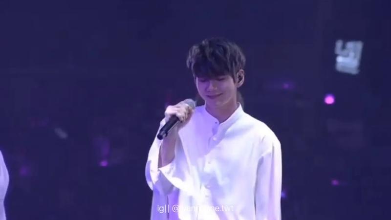 워너원 WANNA ONE - I WANNA HAVE 갖고싶어[Lonely ver.] DVD ONE THE WORLD IN SEOUL